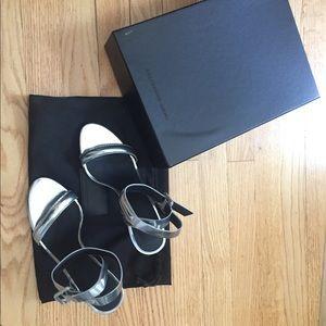 Alexander Wang Antonia Ankle-strap sandals
